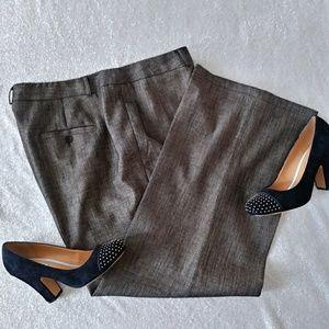 Anne Klein Dress Straight Leg Pants